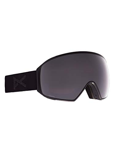 Anon Men's M4 Goggle Toric with Spare Lens and MFI Face Mask, Smoke/Perceive Sunny Onyx