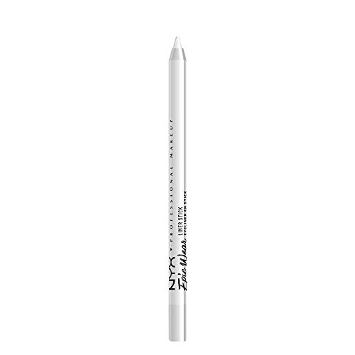 NYX PROFESSIONAL MAKEUP Epic Wear Liner Stick, Eyeliner Pencil - Pure White