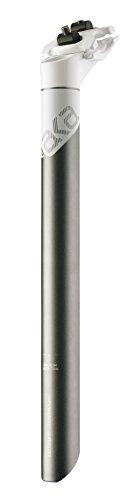 TruVativ AKA 0mm Offset 31.6 x 400mm Gray by Truvativ