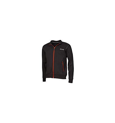 Babolat de hombre rendimiento chaqueta, negro, small
