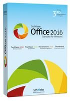 SoftMaker Software Office Standard 2016 OFW16STDXC