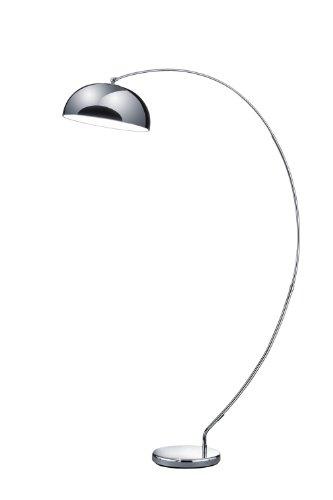 Trio Leuchten LED-Bogenleuchte in Chrom 429910106