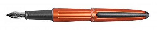Diplomat D40302028 Aero Füllfederhalter Orange
