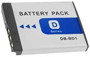 Ion Rechargeable Battery Pack For Digital Camera Video Camcorder Compatible with SONY FD1  BD1  NPFD1  NPBD1 INFOLITHIUM SERIE