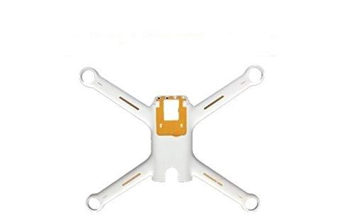 Hong Yi for Xiaomi Mi ronzio RC Quadcopter Ricambio 4K Versione Fino scocca abbassare Shell Set Carrello di atterraggio Drone Ricambi ( Color : 1pcs up Body Shell )