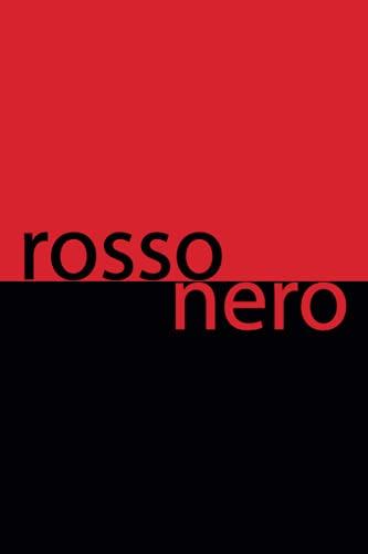 Rosso Nero: Agenda per gli amanti del Milan, libro da scrivere a5 a righe per gli appassionati tifosi e ultras dell' A.C. Milan