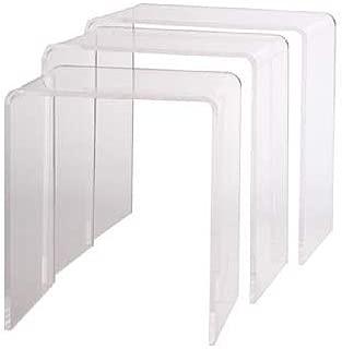 Best plastic nesting tables Reviews