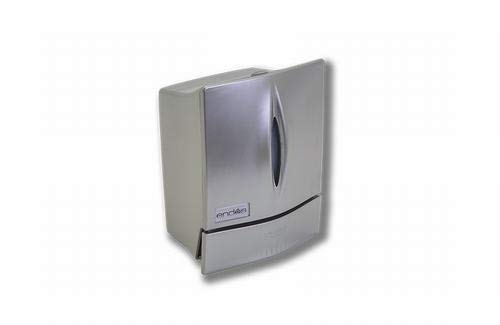 Dicaproduct Dispensador de jabón Acero líquido Élite 0.8 litros
