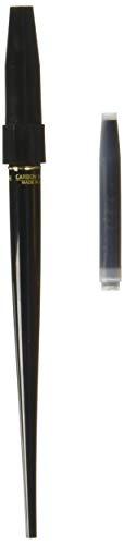 Platinum Füllfederhalter, Karbon-Stift # 1schwarz in di (M)