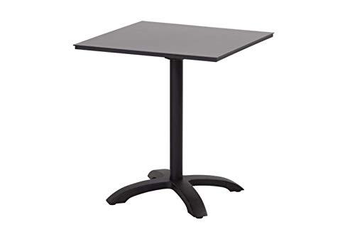 Sophie bistro tafel 68 x 68 cm carbon black