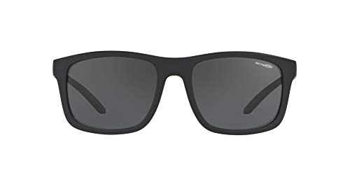 ARNETTE Complementary gafas de sol, Matte Black, 57 para...
