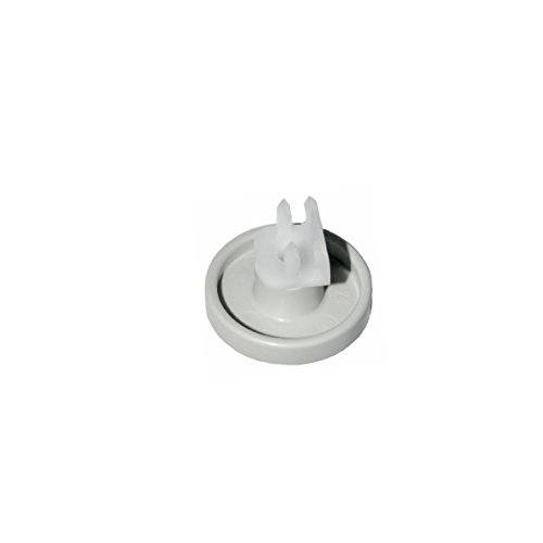ORIGINAL Miele 2372352 Korbrolle Rolle Rad Geschirrkorb Korbrolle für Unterkorb Spülmaschine Geschirrspüler auch Imperial Quelle