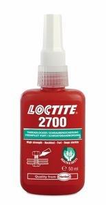 Henkel 2700/250LOCTITE Gesundheit und Sicherheit Schraubensicherung, Hohe Festigkeit, 250ml