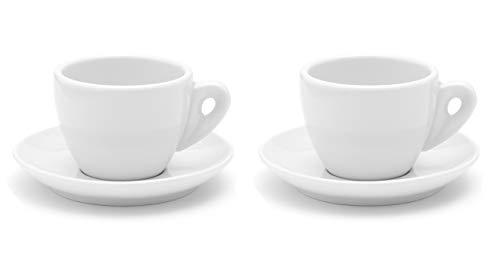 Business-Coffee Luxpresso dickwandige Cappuccinotassen »Cappuccino Autentico«, italienisches Design, 2 St.