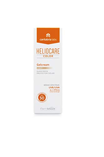 HELIOCARE - Color Gelcream SPF 50 light, 50 ml