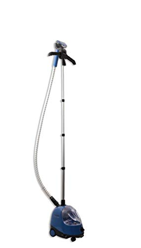 Singer Blue Classic SteamWorks 60 segundos de salida de vapor constante, y 360 grados plegable para colgar prendas