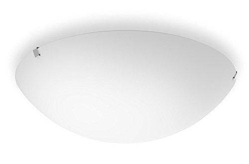 Philips Lighting Ballan Lampada da Parete, e/o Soffitto LED, 22W, Diametro 40 cm, Satinato