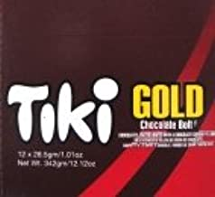tiki gold chocolate bar