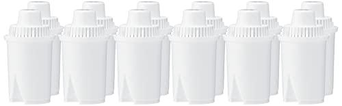 Aqua Optima Filtri universali per caraffe filtranti Brita Classic, confezione da 9+3