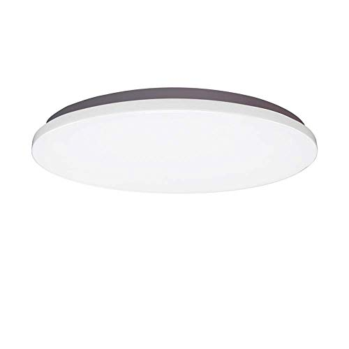 Motion Sensor plafondlamp, bewegingsmelder licht buiten, ronde plafondlampen, hallamp, bewegingssensor-plafondlamp, 25 x 4 cm, 33 x 4 cm, 38 x 4 cm (grootte: 25 x 4 cm)