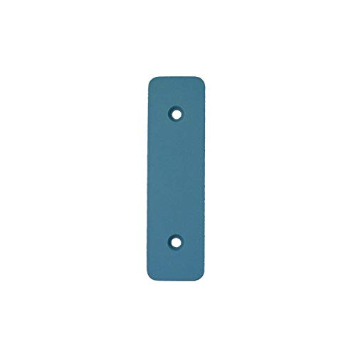Ye Olde Doorbell Cover Plate (Gray PrimedYou paint with your choice of color - Doorbell Button Location Cover Plate - Cover the Hole and Wires From Your Old Traditional Doorbell Button