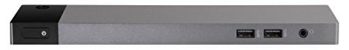 HP ZBook 150W Thunderbolt 3 Dock Thunderbolt 3 Nero, Argento