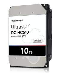 Hitachi HGST (a Western Digital Brand) UltraStar Helium / HC500 Series interne Festplatte 3,5 Zoll, 8,9cm SATA3 7200RPM (Generalüberholt)