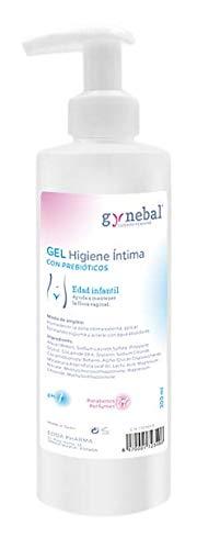 Gynebal Gel De Higiene Intima Infantil 1 Unidad 300 ml