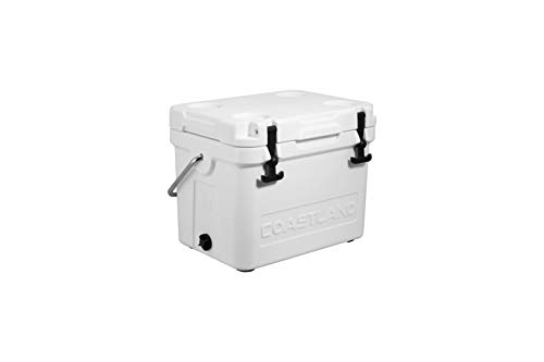 Coastland Bay Series 20 Quart Cooler | Premium Lightweight Everyday Use Insulated Cooler