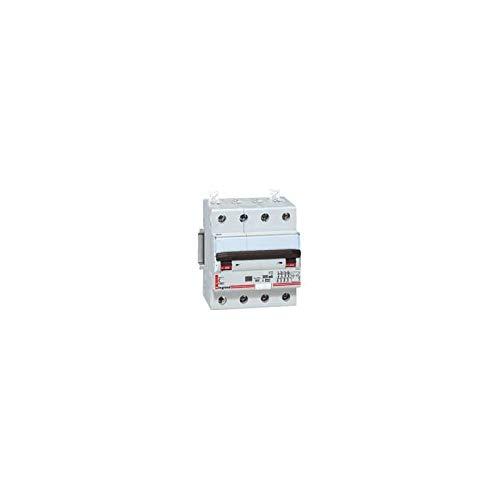 Legrand 7962 Lexic Magnetotermico Diferencial, 4 Polos, 10A, 400V, 30Ma