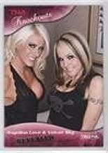 Angelina Love; Velvet Sky #17/50 (Trading Card) 2009 TRISTAR TNA Wrestling Knockouts - [Base] - Silver #106
