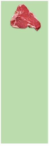 "Bagcraft Papercon 100103 Steak and Market Paper, 30"" Length x 10"" Width, Green (Case of 1000)"
