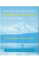 Review Guide with Internet Companion to Accompany Environmental Science: Earth As a Living Planet, Second Edition