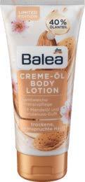 Balea Körperlotion Creme-Öl Bodylotion Mandelöl, 1 x 200 ml