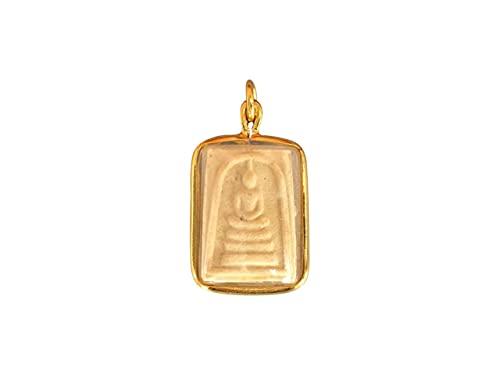 Phra Somdej Wat Rakang Buddha Thai Amulet Necklace Pendant Talisman Magic