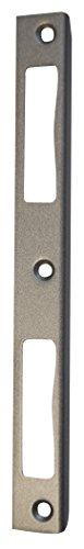 Alpertec 36052060 Winkelschliessblech für Haustüren 190 mm x20 mm x8 mm