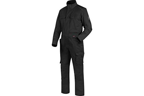 WÜRTH MODYF Overall: Der Bequeme und Moderne Overall für alle Handwerker ist in schwarz & L erhältlich. Der Moderne Blaumann für drinnen und draußen!
