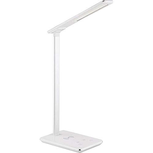 GLOBO LIGHTING Lampe a Poser LED en Plastique 50x12x25cm Blanc