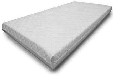 MotherPlus Eco-Breathable Hypoallergenic Waterproof Baby & Toddler Quilted Cover Cot Mattress(120 x 60 x 13cm (Ultra Thick))