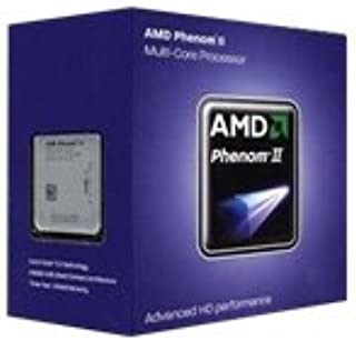 Amazon Com Amd Phenom Ii X4 945 Deneb 3 0 Ghz 4x512 Kb L2 Cache Socket Am3 95w Quad Core Processor Retail Hdx945wfgmbox Electronics