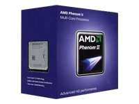 AMD Phenom II X4 945 - Procesador Quad-Core (3 GHz, 2 MB de caché, zócalo AM3, 95 W, 45 NM)