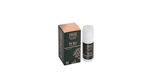 INCIA Well-Aging Anti-Wrinkle Hand Cream. Rich Shea Butter and Essential Oil Hand Cream for Sensitive Skin 50 ml