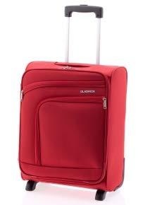 Tulsa de Gladiator, maleta de cabina, 32 Litros, 50 cm, rojo