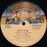 Platypus: Street Babies / Running From Love [12' Single]