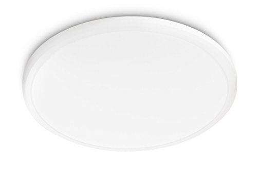 Philips myLiving Twirl - Plafón, LED, fo...