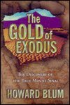 The GOLD OF EXODUS 1st (first) edition Text Only