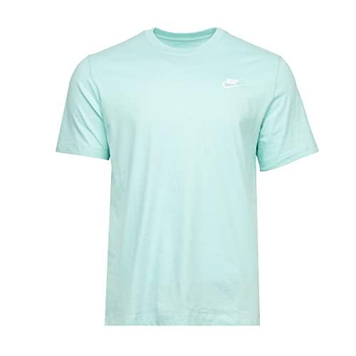 Nike Sportswear Club 382 - Scarpe da uomo T-S, colore: Blu, 382, XL