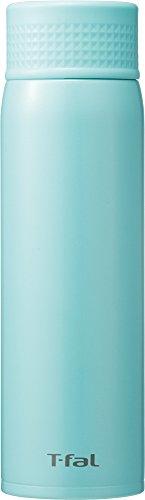 ティファール 水筒 500ml 直飲み ステンレスマグボトル クリーンマグ 軽量タイプ Ag+抗菌仕様 ミントティー