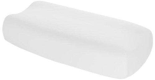 Fleuresse Vital-Comfort Jersey Nackenstützkissenbezug, weiß