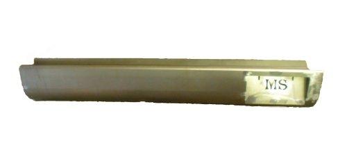 1983-1994 Chevy S10 Blazer//GMC jimmy Smooth Steel RollPan custom roll pan